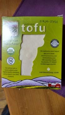 Vermont Tofu